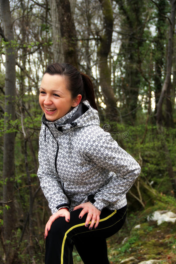 Download Cheerful, joyful stock image. Image of sporting, natural - 24152513