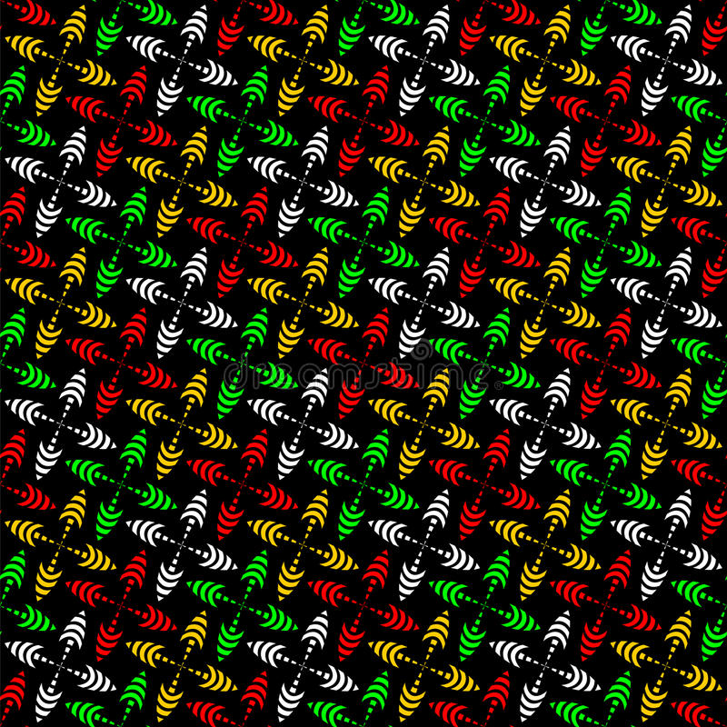 Download Cheerful seamless pattern. stock vector. Image of seamless - 11116709