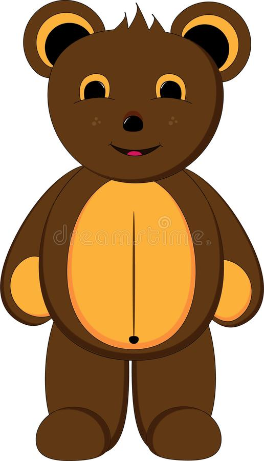Download Cheerful Teddy Bear Royalty Free Stock Photo - Image: 23488835