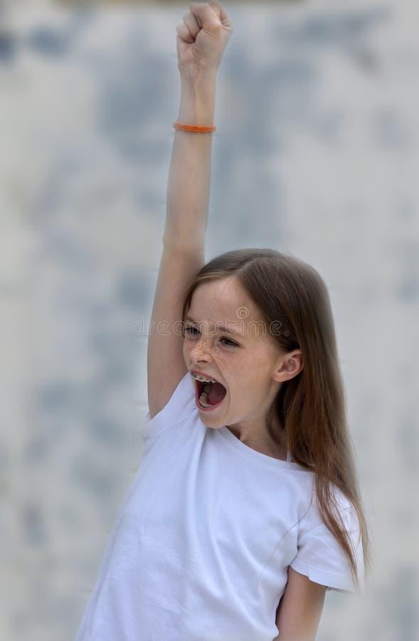 cheering fotografía de archivo