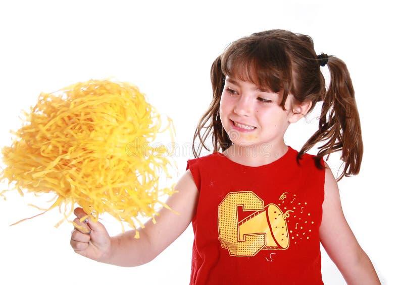 Download Cheerleader stock image. Image of costume, unifform, sport - 2847141