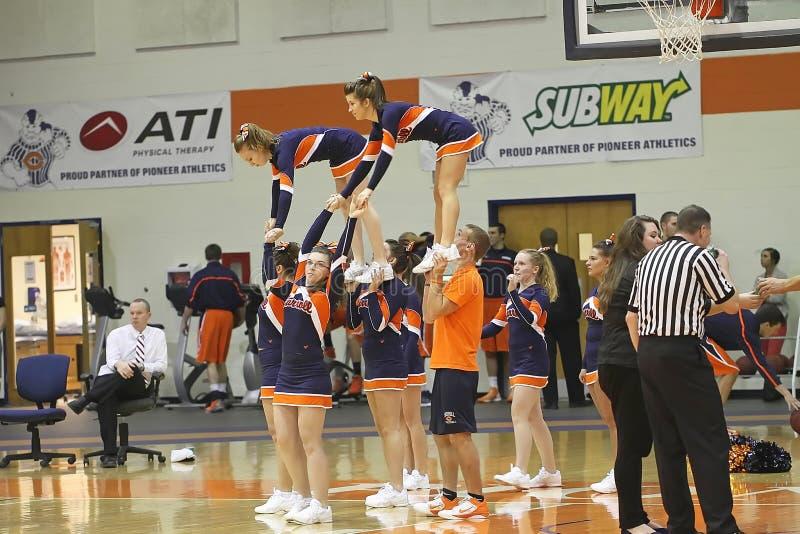 Download Cheerleaders editorial image. Image of people, recreation - 28440335