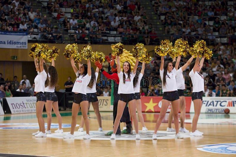 Cheerleader Clipart. Sports Graphics, cheerleader girl pom pom. Royal –  MUJKA CLIPARTS