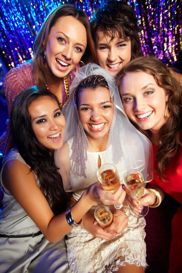 Download Cheers! stock image. Image of beauty, cute, emotional - 28951035