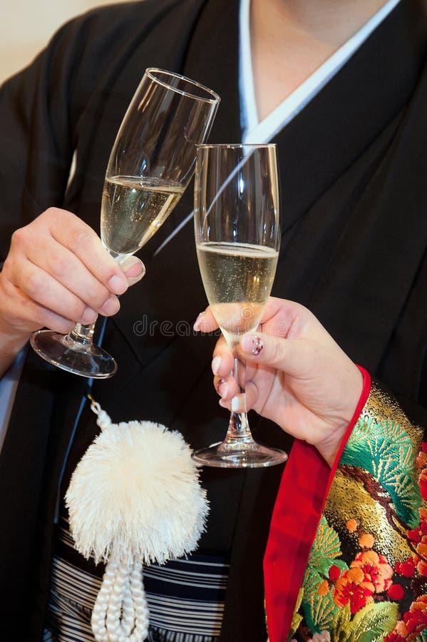 cheers royalty-vrije stock afbeelding