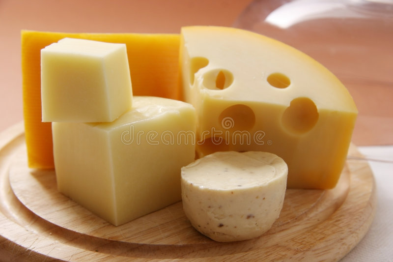 Download Cheese. stock image. Image of piece, kind, ingredient - 1400569