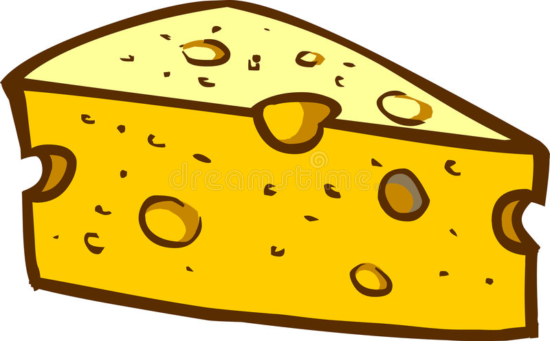 Cheese stock vector. Illustration of graphic, gourmet ...