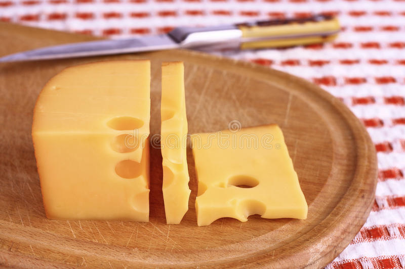 Download Cheese stock photo. Image of solid, portion, batskground - 28497650
