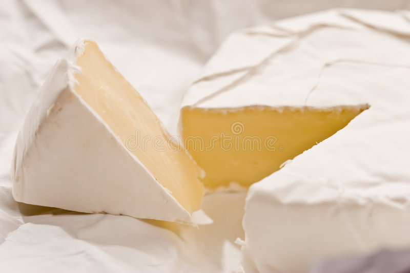 Cheese. Food series: close up of tasty fresh delicacy cheese stock photos