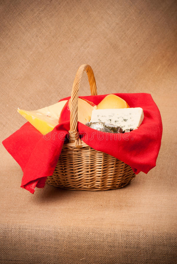 Download Cheese basket stock photo. Image of life, french, dairy - 28615166