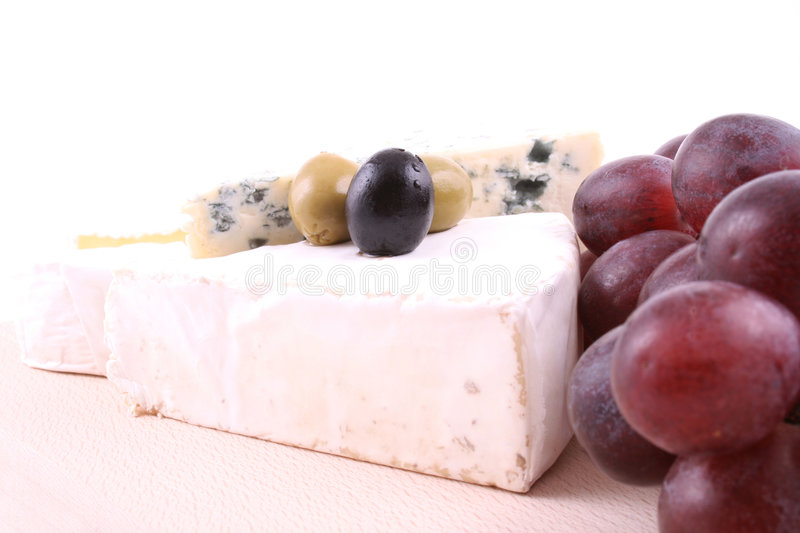 Cheese board stock images