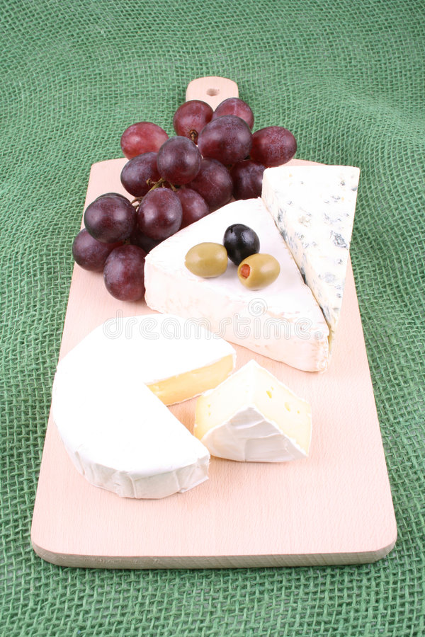 Download Cheese board stock photo. Image of dinner, traditional - 1405410