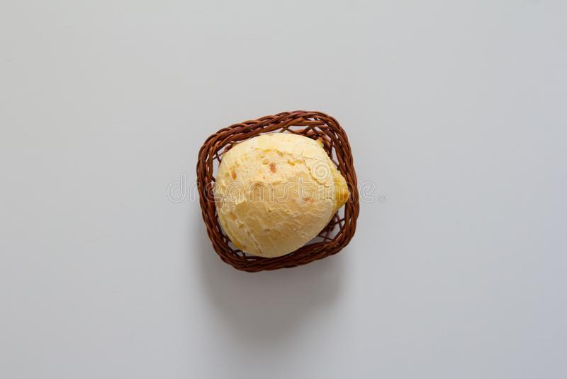 Pao de Queijo is a cheese bread ball from Brazil. Also known as stock photos