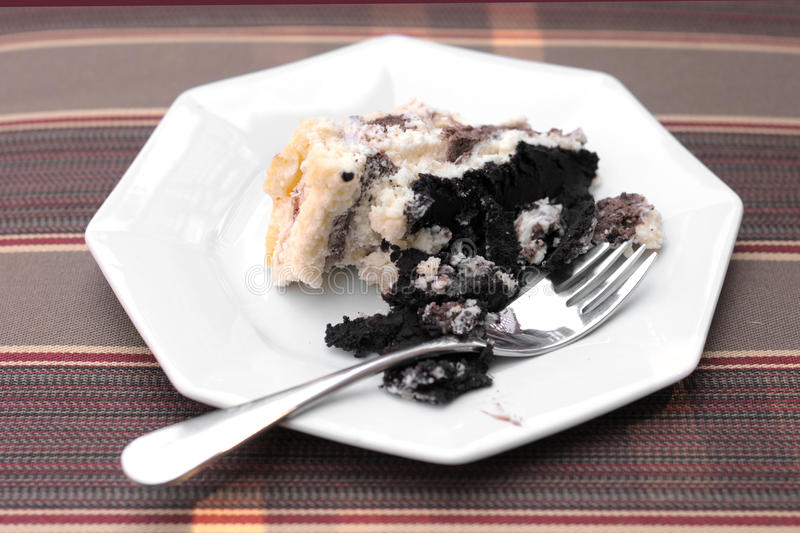 Download Cheese and Chocolate Cake stock image. Image of dessert - 10078511