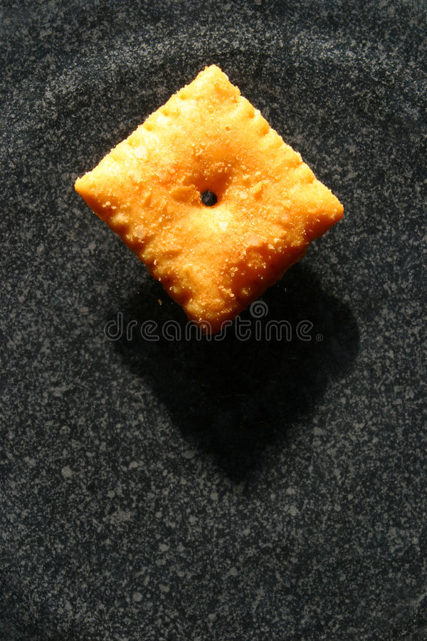 Download Cheese Cracker Stock Photo - Image: 49520