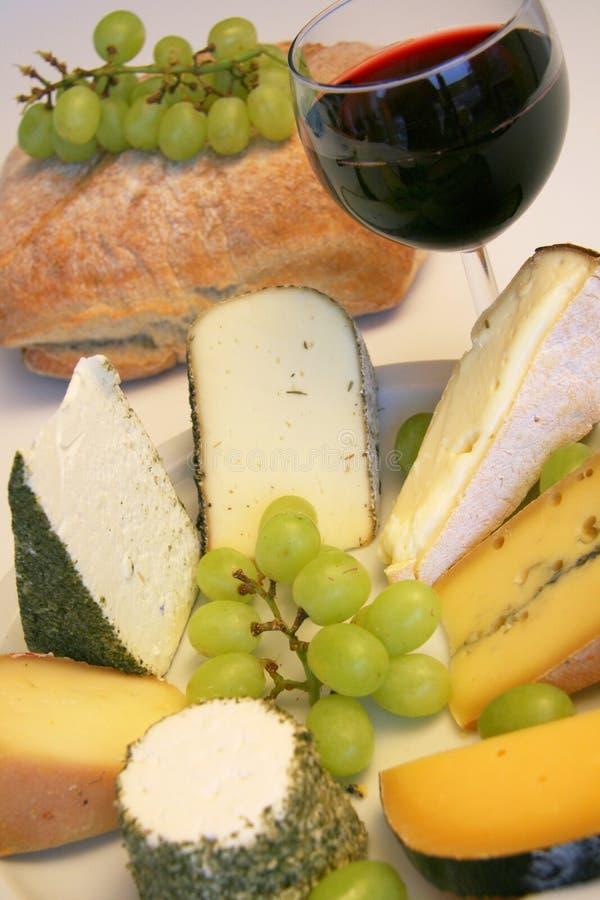 Cheese dish royalty free stock image