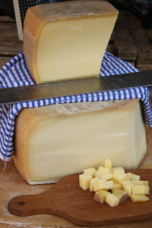Download Cheese at a French market stock image. Image of fresh - 26639593