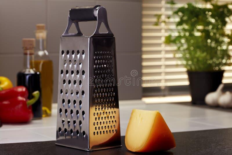 Cheese grater stock photos
