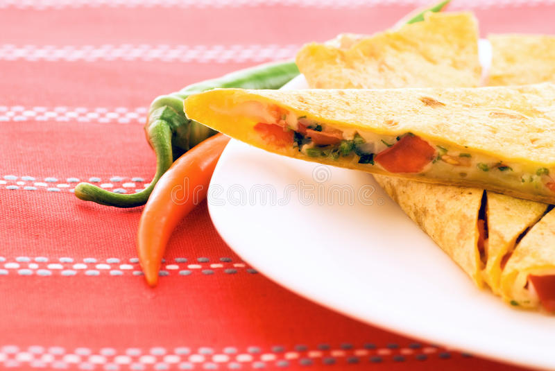Cheese mexican pastry