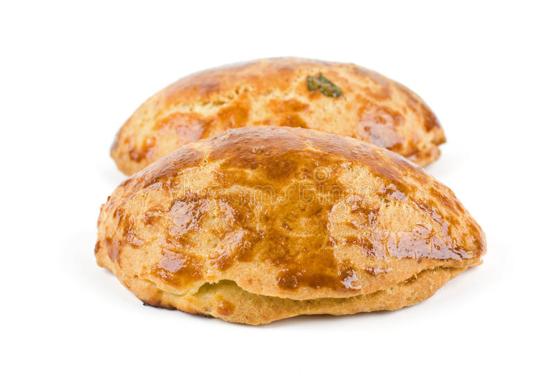 Cheese pastries royalty free stock photography
