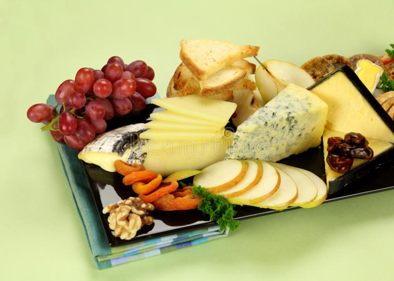 Download Cheese Platter Stock Photos - Image: 16862333