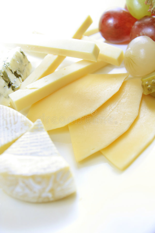 Download Cheese platter stock image. Image of nobody, types, cheddar - 7959337