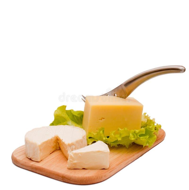 Cheese set royalty free stock photos