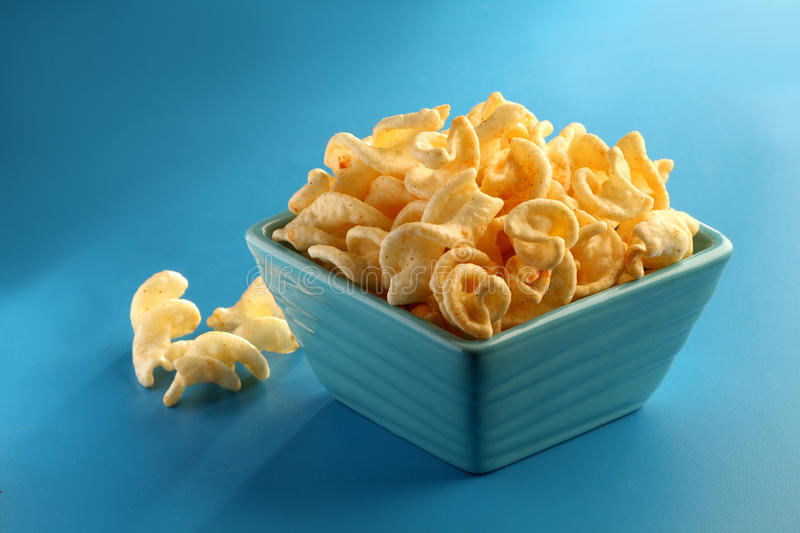 Cheese snacks stock photos