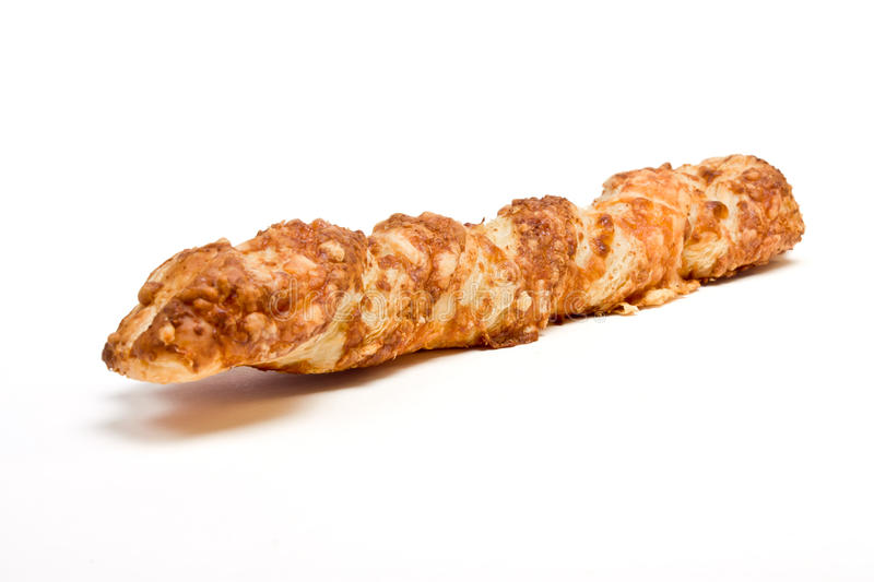 Cheese Twist Pastry royalty free stock images