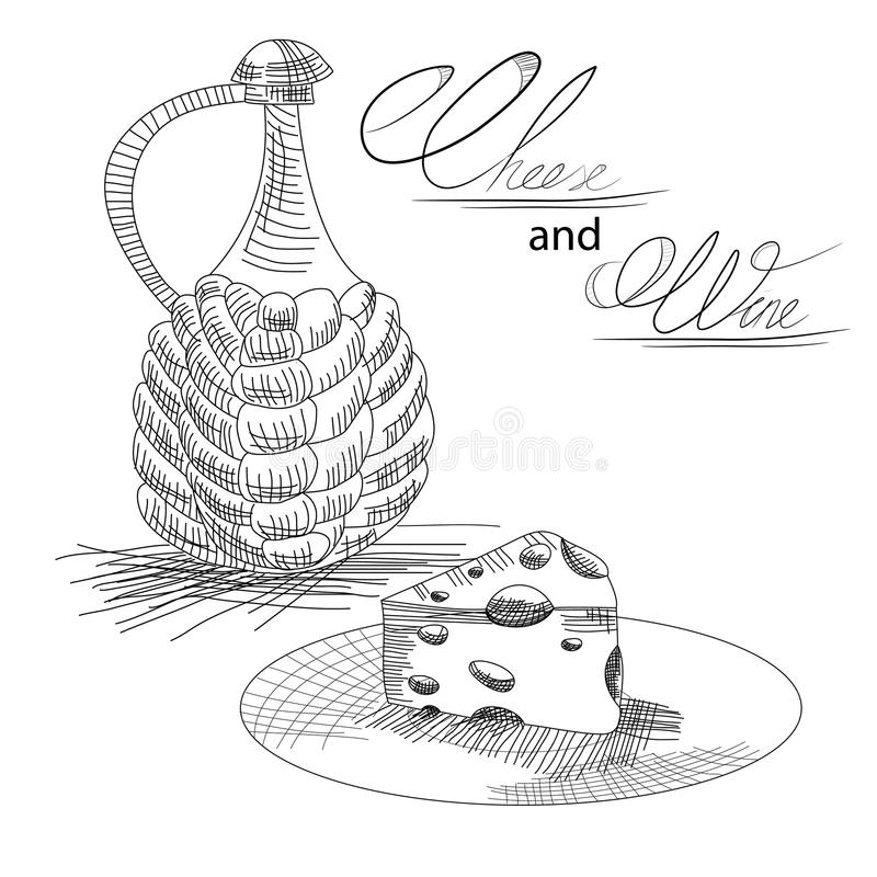 Download Cheese And Wine Stock Images - Image: 15135014