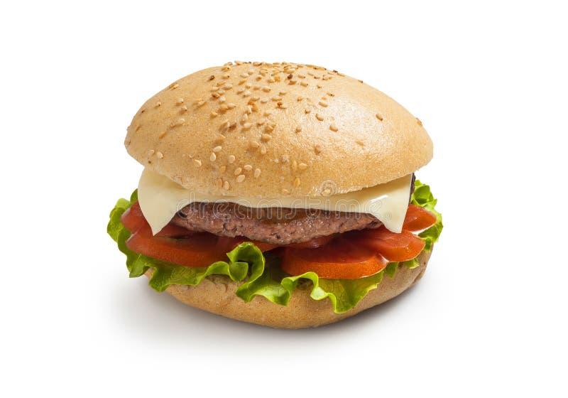Cheeseburger στοκ φωτογραφίες με δικαίωμα ελεύθερης χρήσης