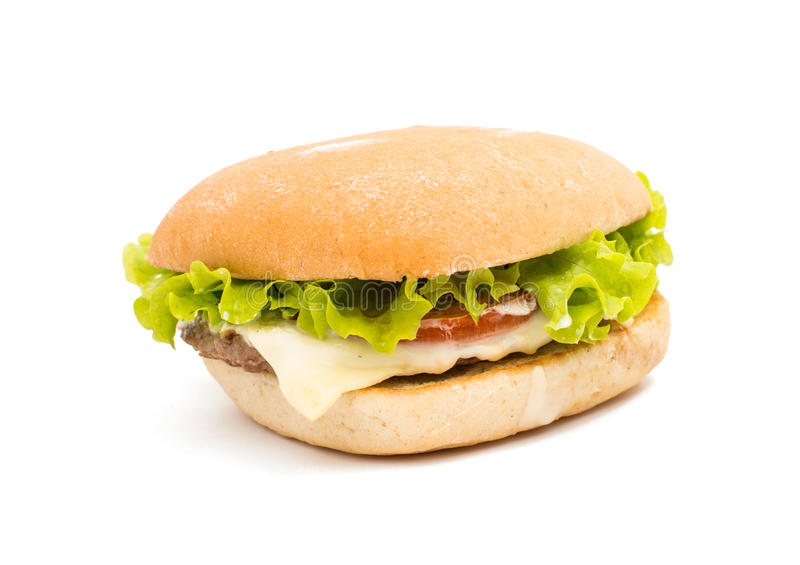 Download Cheeseburger obraz stock. Obraz złożonej z cheeseburger - 57672531