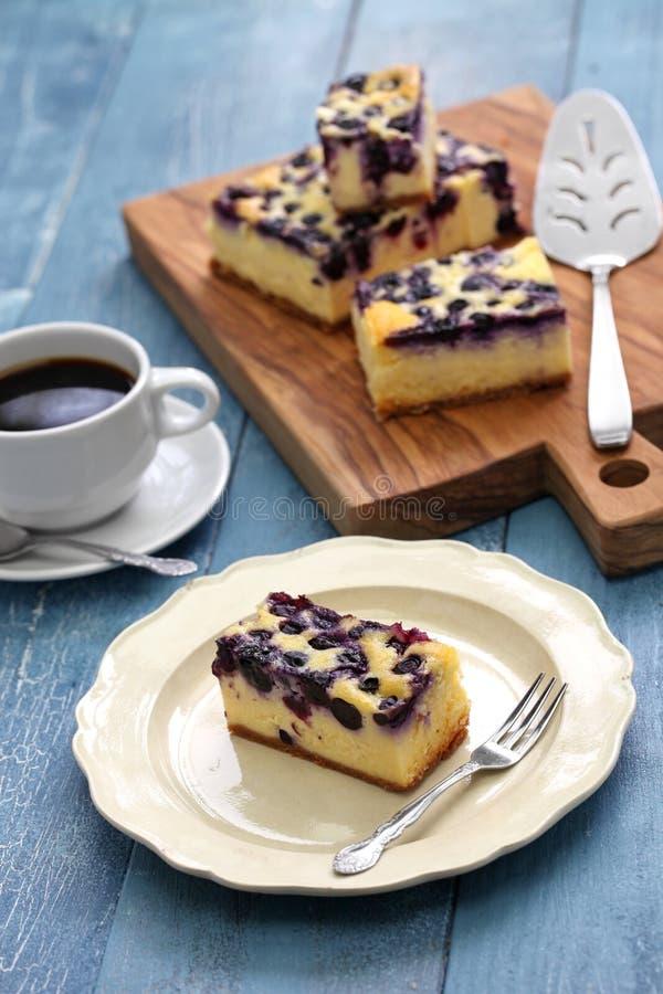 cheesecake βακκινίων σπιτικό στοκ εικόνες με δικαίωμα ελεύθερης χρήσης
