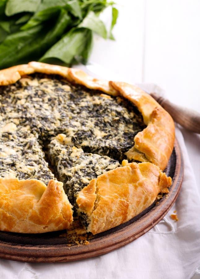 Cheesecake καλύμματος ζελατίνας φραουλών ξινό στοκ φωτογραφίες με δικαίωμα ελεύθερης χρήσης