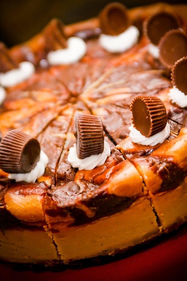 cheesecake σοκολάτα στοκ εικόνα με δικαίωμα ελεύθερης χρήσης