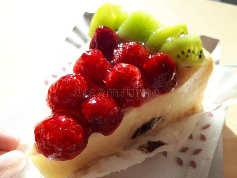 cheesecake fotografie stock libere da diritti