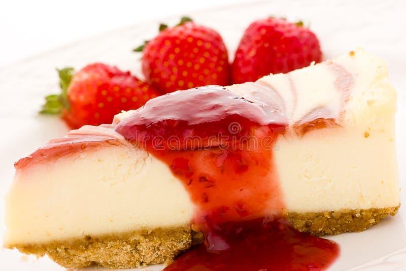 Cheesecake. stock image
