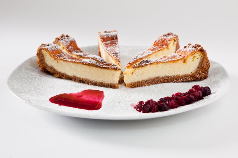 cheesecake zdjęcia stock