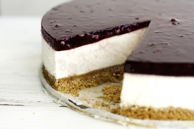 Cheesecake obraz royalty free
