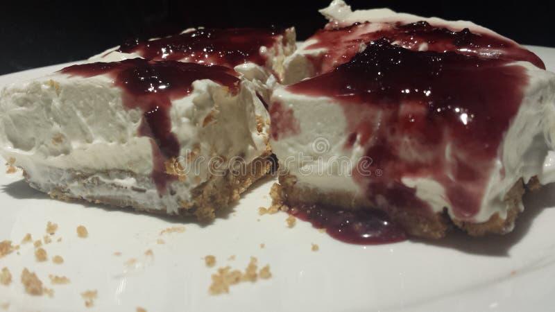 cheesecake image libre de droits