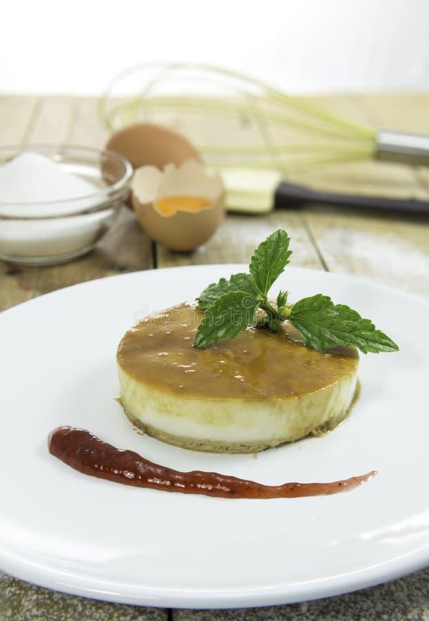 Cheesecake zdjęcie stock