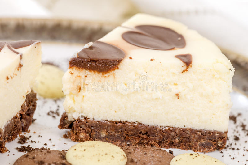 Cheesecake στοκ φωτογραφία με δικαίωμα ελεύθερης χρήσης