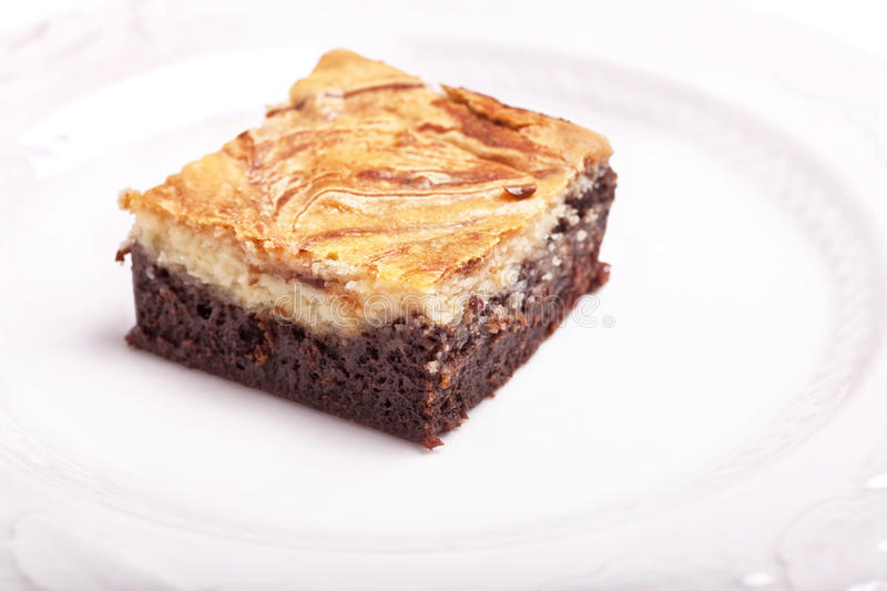 Download Cheesecake Brownies Stock Photography - Image: 23843312