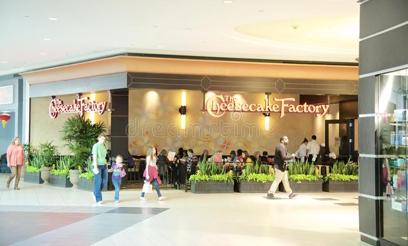 Wolf Chase Mall Food Court
