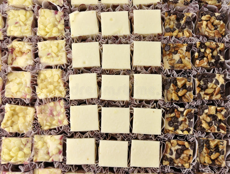 Cheesecake Miniatures royalty free stock photos