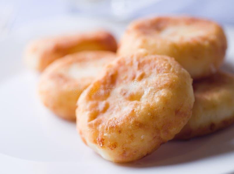 cheesecakes foto de archivo libre de regalías