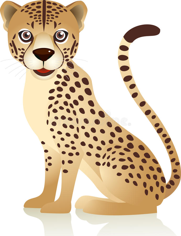 Download Cheetah Royalty Free Stock Photo - Image: 14404905