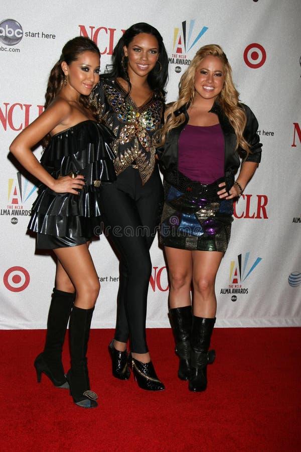 Cheetah Girls Editorial Stock Photo