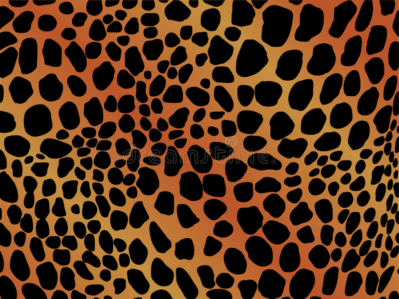 Cheetah print background