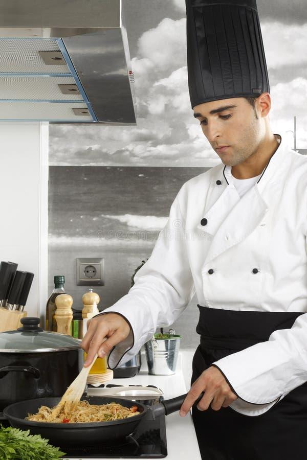 chef fotografia royalty free